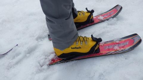 ショートスキーとスキーボードとファンスキーで初心者におすすめは?