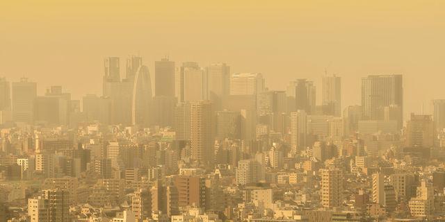 危険な黄砂への対策は?PM2.5との違いを分かりやすく解説!