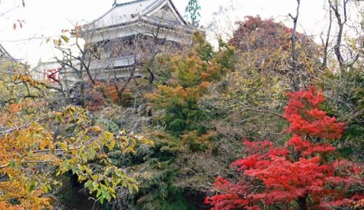 秋の上田城は紅葉と真田めぐりが楽しめる!周辺のおみやげ情報も