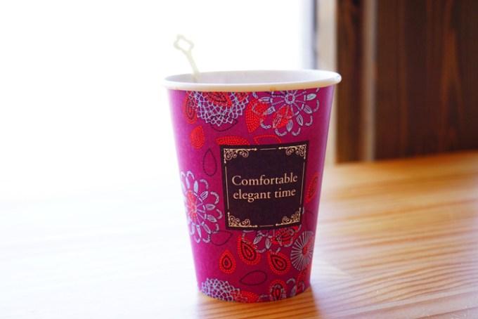 おいも日和 食後の紅茶