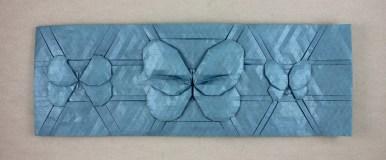 Butterfly (2015) 39,5 x 13,5 cm X