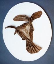 Dreifaltigkeit (2015) 50 x 60 cm