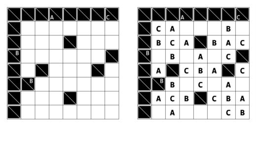 Easy As ABC Crossword