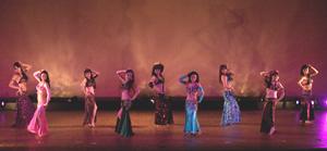 ベリーダンス魅力1