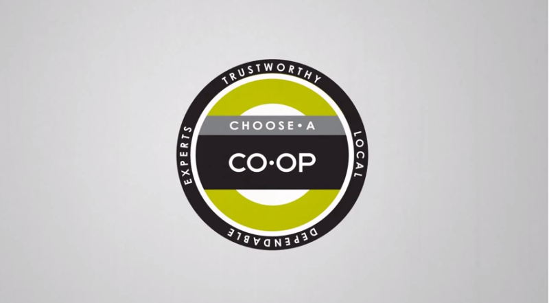 Build a better world. Choose a co-op.