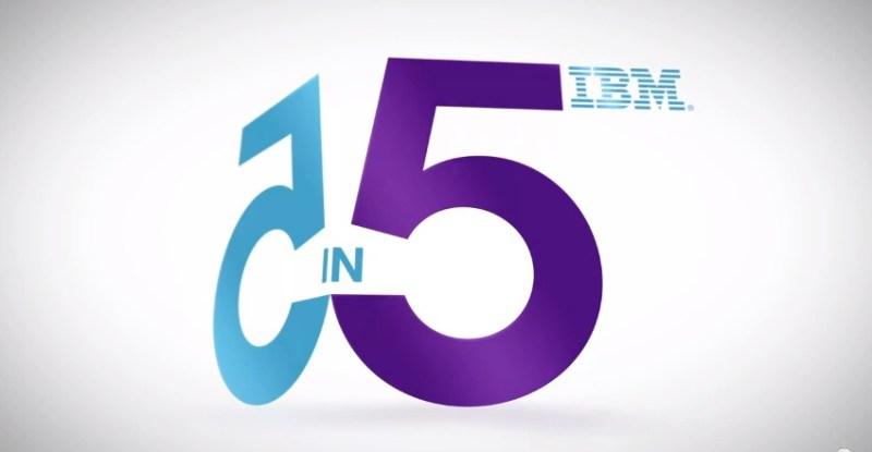 IBM's 5 in 5