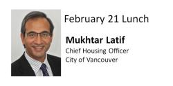 UDI Vancouver Lunch with Mukhtar Latif