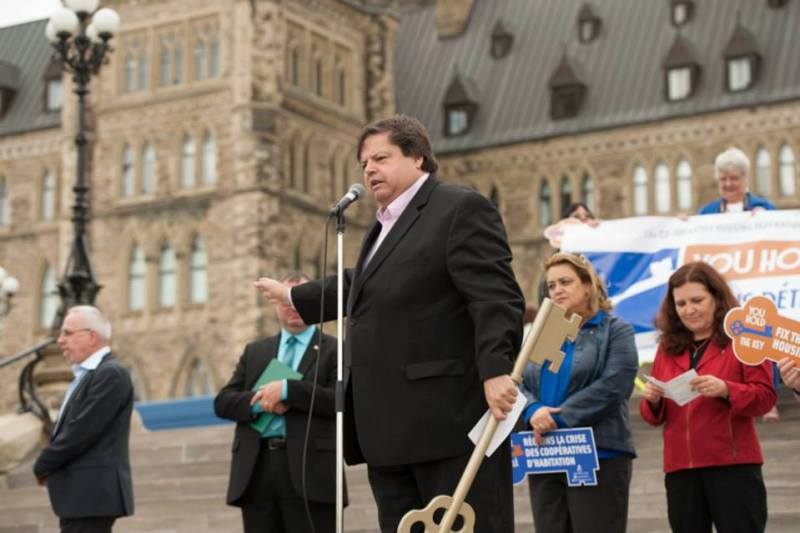 Mauril Belanger - You Hold The Key Rally