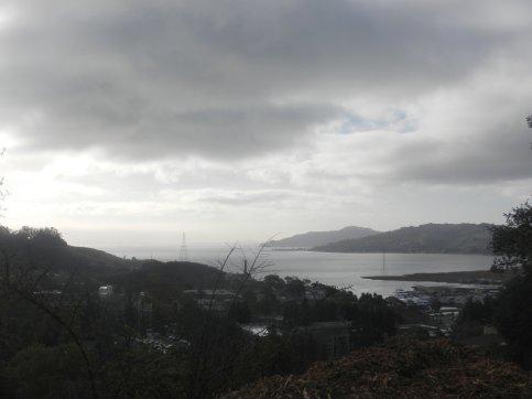 view of San Rafael Bay