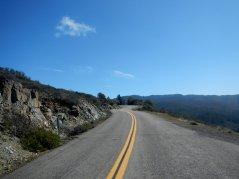 climb up to Pine Mountain