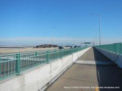 bike/ped path across bridge