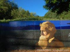 mural on Alhambra Ave