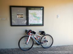 lunch stop-Visitors Center
