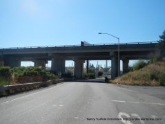 I-680 underpass on Industrial Way