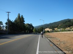 on Foothill Rd