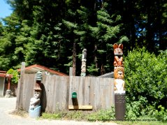 whimsical totems
