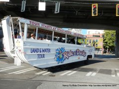 Ride the Duck tours