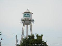 Mt Vernon water tower