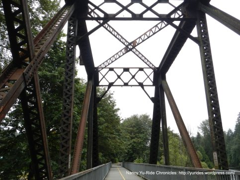 train trestle crossing