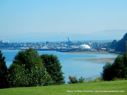 view of the Port Gardner