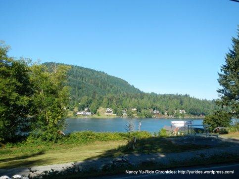 view of Big Lake