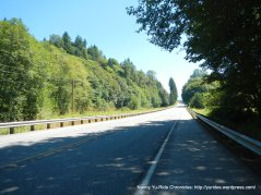 on SR-20/Cascades Hwy to Concrete