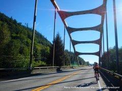 Stillaguamish River crossing to Arlington