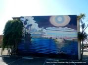 ocean mural
