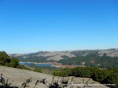 view of San Pablo Dam Rd