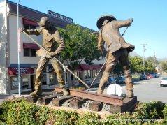 Chinese Railroad Worker Memorial