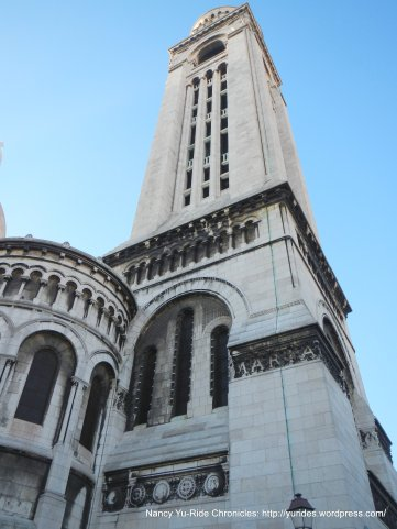 Sacre Couer bell tower