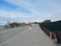 climb to GGF upper parking lot