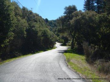 Robinson Canyon Rd-4.2% avg grade