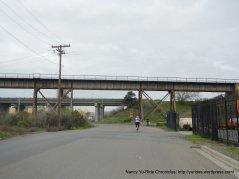 Benicia train trestle-Industrial Way