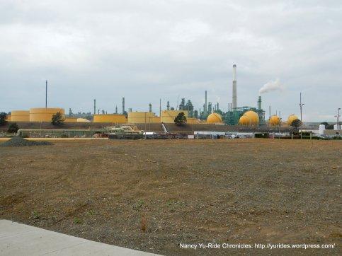 Valero refinery-Park Rd