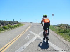 up Jalama Beach Rd to RR xing