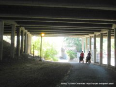 Canal Trail underpass