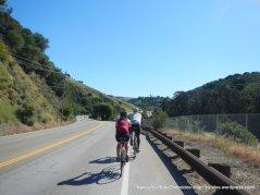 descend Castro Valley Rd