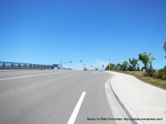 Washington Blvd xing-Driscoll Rd