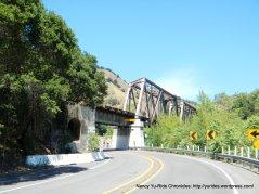 Niles Canyon RR trestle