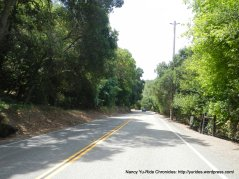 Redwood Rd to Willow Park