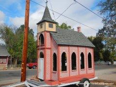 trailer church