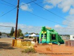 bouncy dragon