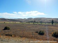 shandon valley-mountain ridges