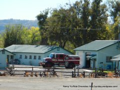 parkfield fire station