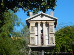 benicia capitol birdhouse