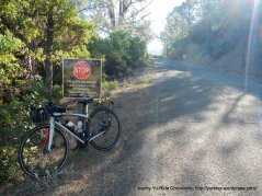 mt umunhum rd-end of public access road