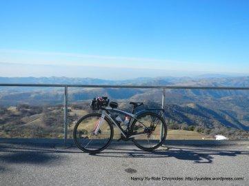 mt hamilton summit views