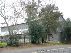 McEwen Rd metal barn