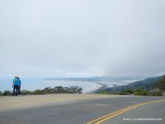 panoramic hwy view of stinson beach